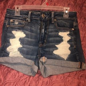 Brand new American eagle shorts